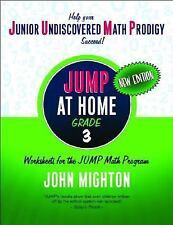 JUMP at Home Grade 3: Worksheets for the JUMP Math Program
