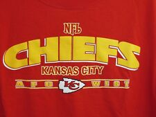 Kansas City Chiefs NFL Football Adult 2XL TShirt Red