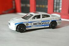 Hot Wheels Batman v Superman Dodge Charger R/T Metropolis Police Car Loose 1:64