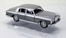 Wiking 083704 Rolls Royce Silver Shadow silbergraumetallic Scale 1 87 NEU OVP