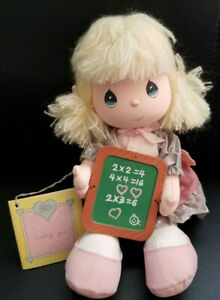 "Precious Moments Loving You - Multiplies My Blessings Plush  Doll - 11"" W/Tag"