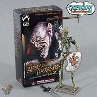 Palisades Army of Darkness Ash vs Evil Dead Figure Deadite Skeleton Infantry New