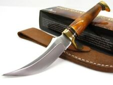 Rough Rider RR1245 Stag Hunters Buddy Skinner Fixed Blade Knife + Sheath