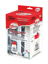 Fuller Brush Full Crystal Window and Outdoor Surface Cleaner Attaches Any Hose
