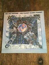 THE JAZZ BUTCHER - BIG PLANET SCAREY PLANET - INDIE ROCK!!!.FRENCH PRESSING;