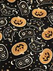 BOUFFANT STYLE SURGICAL Scrub Hat Halloween 🎃 Jack O Lanterns,Cats,Owls,Moons