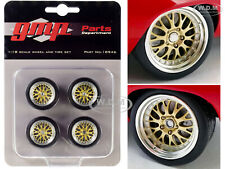 BIG RED PRO TOURING WHEEL & TIRE SET OF 4 PCS FROM