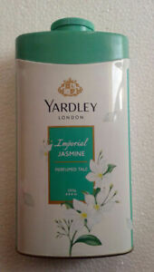 Yardley London Perfumed Talc Imperial Jasmine Talcum Powder2x 100 gm