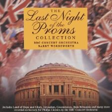 WORDSWORTH/BBCSO - MUSIC FROM THE LAST NIGHT OF  CD NEUF VARIOUS