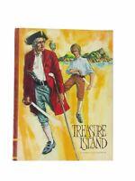 Treasure Island by Robert Louis Stevenson Hardcover Book Vintage 1968