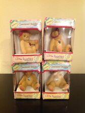 4 Cherished Teddies Little Sparkles Birthstone Bear January February December