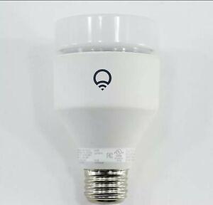 Slightly used LIFX - 1100-Lumen, 11W Dimmable A19/E26 LED Light Bulb Multicolor