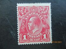 Australian KGV Stamps: Single Stamp (MINT) - Excellent Item, Must Have! (Z11361)