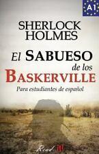 Read in Spanish: El Sabueso de Los Baskerville para Estudiantes de Español :.