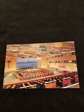 United Nations Trusteeship Council Chambers - Old Postcard P5664