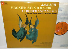 BAC 3067 JS Bach Magnificat In D Major Christamas Cantata Collegium Aureum