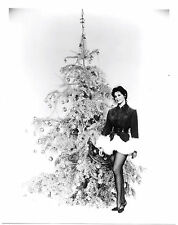 Original Vera Ellen Sexy Elf Christmas Tree Promotional Photo