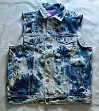 Jimi Hendrix Experience Rocawear Sleeveless Denim Jacket Vest - Size 40 / Medium