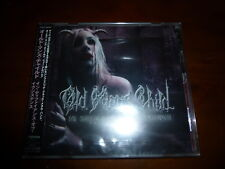 Old Man's Child / In Defiance of Existence JAPAN Dimmu Borgir OOP NEW!!!!!! *R