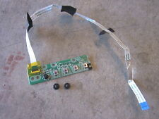 "Asus VG245H 24"" LCD Gaming Monitor REPLACEMENT Button & Controller Board w Cable"