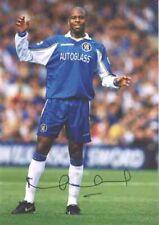 Michael Duberry - Chelsea - Signed Photo - COA (4024)