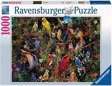Ravensburger 16832 Puzzle da 1000 Pz. uccelli D'arte