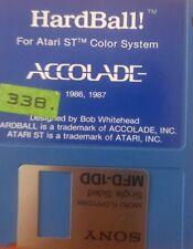 Hardball (Accolade) Atari ST (Game (Disc))