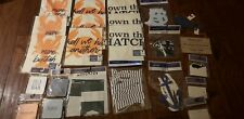 Lot Of Nautical Party Supplies