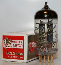 Genalex Gold Lion 12AT7/ECC81/B739 tubes, Brand New !