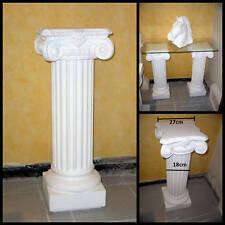 colonne en platre armé(staff).H:79cm DIAM 18cm