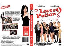 Love Potion No 9-1992-Sandra Bullock- Movie-DVD