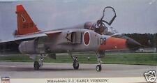 Hasegawa 1/48 Mitsubishi T-2 Early Version Super-Sonic Model Kit 9819