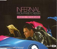 INFERNAL - From Paris To Berlin: The Club Mixes (UK 5 Tk Enh CD Single Pt 2)