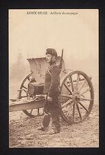 37937/ AK - Armée belge - Artillerie de campagne - *