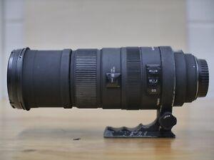 Sigma DG 150-500mm 1:5-6.3 APO