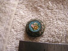 Antique Vintage Micro Mosaic Piece