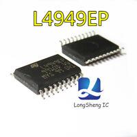5 PCS L4949EP SOP-20 L4949EP013TR L4949 very low drop voltage regulator new