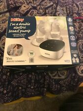 Nuby Ultimate Electric Breast Pump, can be used as a Double or Single