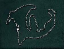 Chaîne de cou en argent - 57 cm