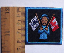 Girl Guide Canada GGC On-The-Go YOU IN GUIDING BADGE Program Area Core Patch NEW