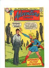 Adventure Comics #389 (1970) Supergirl VF+ 8.5