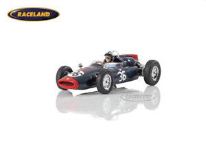 Cooper T53 Climax F1 Yeoman Credit GP England Roy Salvadori, Spark 1:43, S8060