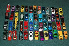 Hot Wheels Mattel 52 Car Lot Maisto Miscellaneous Racing Cars Trucks & More