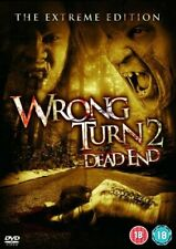 Wrong Turn 2: Dead End - Extreme Edition (Uncut) [2007] (DVD)