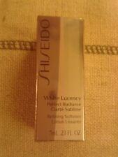 SHISEIDO WHITE LUCENCY Perfecto Radiance refinación Suavizante-nuevo 7ml