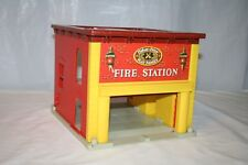 Fisher-Price Play Family Fire Station ONLY - Excellent Condition