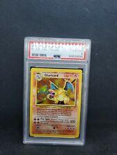 Charizard Holo - Base Set 4/102 - VG-EX PSA 4 - Pokemon TCG