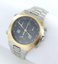 Omega Seamaster Polaris Chronograph 1/100 Steel/Gold Papiere