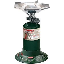 Portable Propane Stove Coleman Camping World Parts Supplies RV Mobile Small Cook
