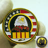 US Military Army welcome home brother Challenge coin soldier Collectible Gift